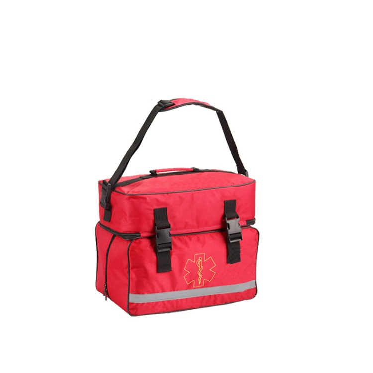 HS-O003 China medical customized first aid kit bag