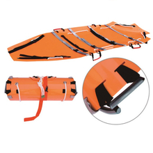 HS-J001 multifunctional SKED rolled rescue stretcher
