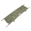 HS-B011 army use green foldable stretcher